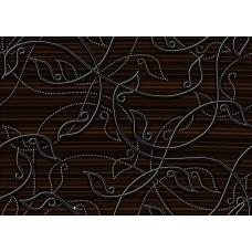 Джаз декор коричневый