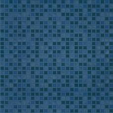 Квадро синий  для пола