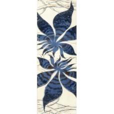 Магия фантазия бордюр вертикальный синий