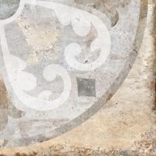 Палаццо - декор3 оливковый