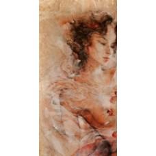 Флоренция Панно коричневый 1