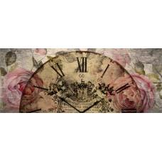 Декор Тулуза Часы 1 бежевый