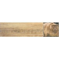 Дуб GP Декор палевый - медведь