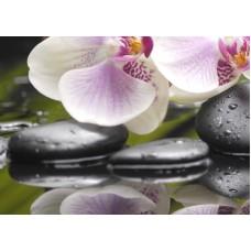 Азалия Орхидея - панно 3