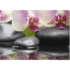 Азалия Орхидея - панно 4