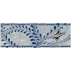 Елена каприз  - бордюр синий