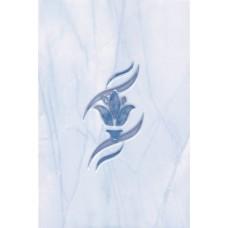 Елена - декор синий