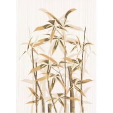 Ретро бамбук декор 1 коричневый