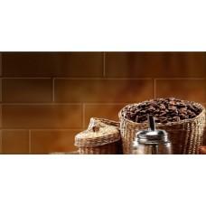 Панно Брик Кофе 1 кремовый