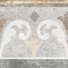 Палаццо декор Д2 оливковый