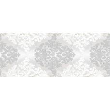 Декор Бристоль светло-серый