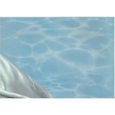 Лазурь декор дельфины 2 бирюзовый