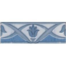 Елена - бордюр синий